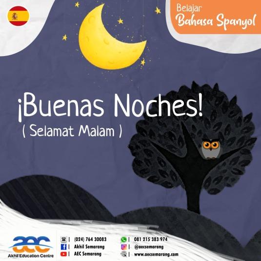 Belajar Bahasa Spanyol